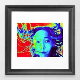 Thermal ME Framed Art Print
