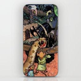 Bravery in Sandstone iPhone Skin