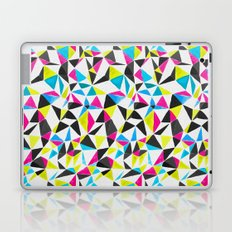watercolor geometry CMYK Laptop & iPad Skin