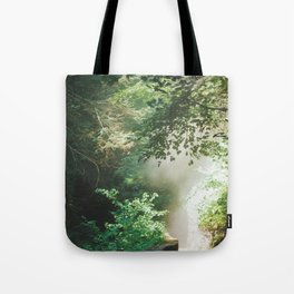 Into The Mist 2 Tote Bag