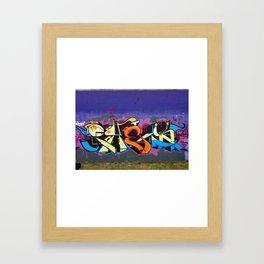 Phes Framed Art Print