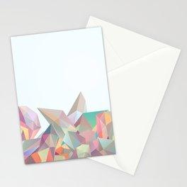 Crystallized II Stationery Cards