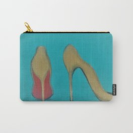 High Heels High Standards Carry-All Pouch