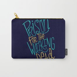 Prison for the Walking Dead Carry-All Pouch