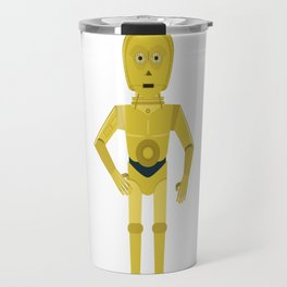 Flat citripio Travel Mug