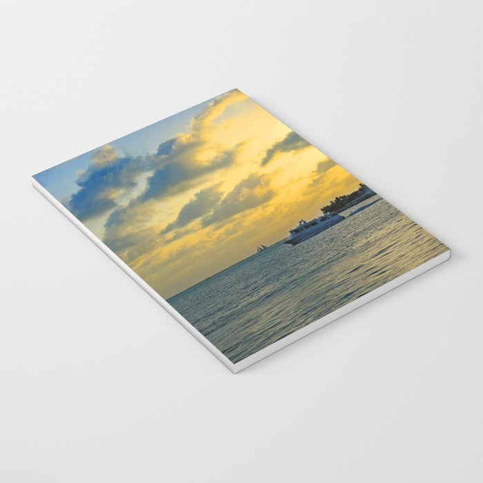 See you at Sunset! Notebook