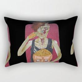 A Night at the Movies Rectangular Pillow