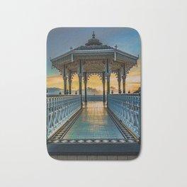 The Victorian Bandstand at Brighton Bath Mat