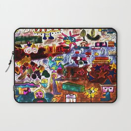 Different circumstances Laptop Sleeve