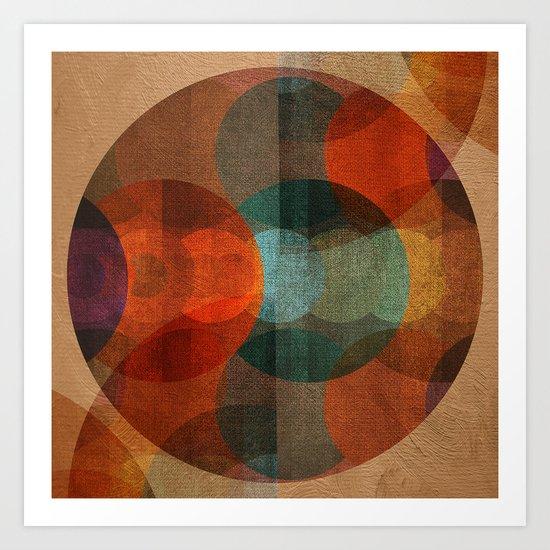 Textures/Abstract 80 Art Print