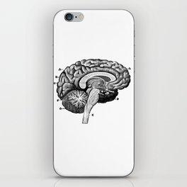 Brain 2 iPhone Skin