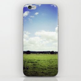 THE FARM iPhone Skin
