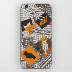 Feygelakh פייגעלאך iPhone & iPod Skin