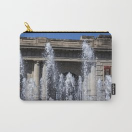 Union Station Fountain 2 Carry-All Pouch