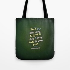 Teach Me Tote Bag