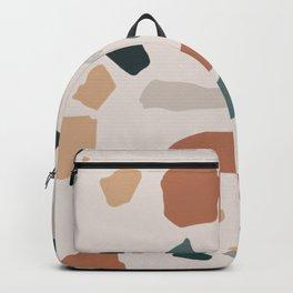 Terrazzo on earth Backpack