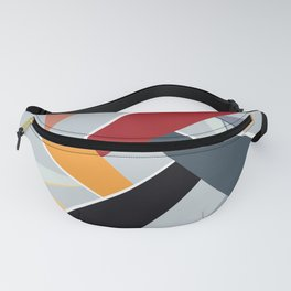 Abstract Geometric Shape 2 Fanny Pack