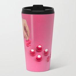 Tiny pink tea party Travel Mug