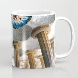 Gaudi Series - Parc Güell No. 2 Coffee Mug