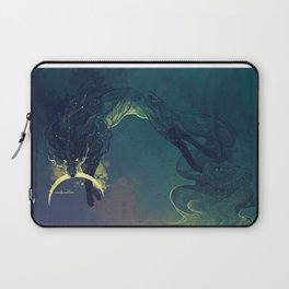The Fox who talked the Moon and the Stars Laptop Sleeve