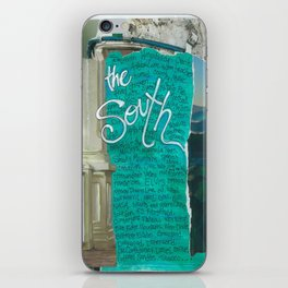 South iPhone Skin