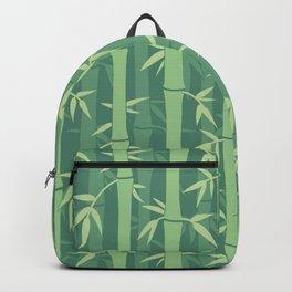 Japanese Neck Gator Japanese Pattern. Bamboo Backpack