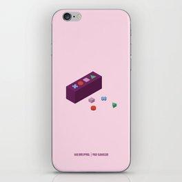 PAUSE – Building Blocks iPhone Skin