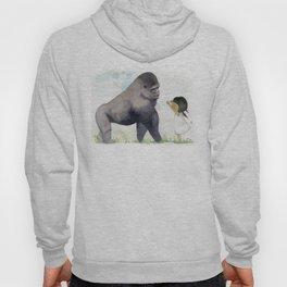 Hug me , Mr. Gorilla Hoody