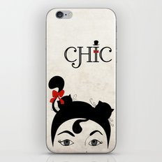 Chic iPhone & iPod Skin