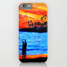 Sunset silhouette Slim Case iPhone 6s