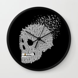Live and let it fly Wall Clock