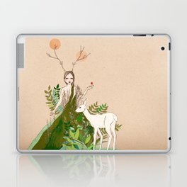 Mori girl Laptop & iPad Skin