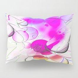 Art-Rain by Nico Bielow Pillow Sham