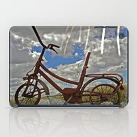 amelie iPad Cases featuring Amelie by Joe Pansa