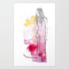 zadig Art Print