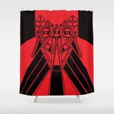 Power Wolf Shower Curtain