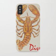 Dive iPhone X Slim Case