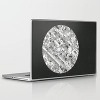 techno Laptop & iPad Skins featuring Techno Morning. by RJ Creative