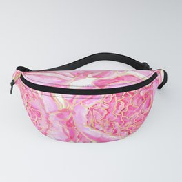 Pink and gold peonies, Sally Fanny Pack