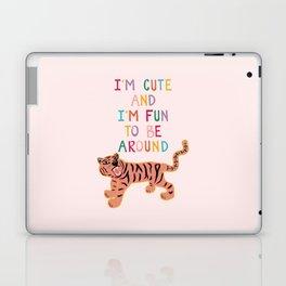 Cute & Fun Laptop & iPad Skin
