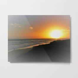 Phillip Island Sunset Metal Print