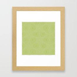 Op Art 21 Framed Art Print