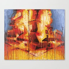 DAIMriots Canvas Print
