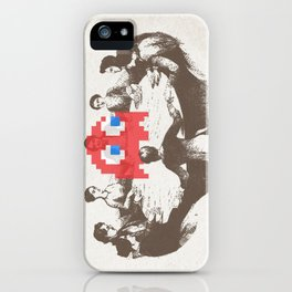 Medium Difficulty iPhone Case