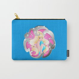 Chinese Zodiac The Dog Pin Up girl Carry-All Pouch