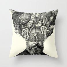 Intelligenz-Quotient Throw Pillow