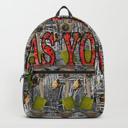 Do As You're Told. Backpack