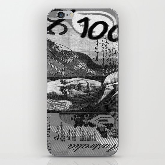 double or 50 iPhone & iPod Skin