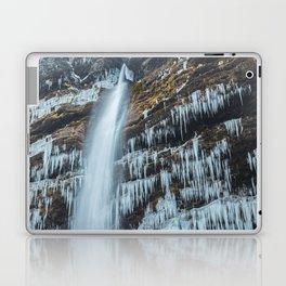 Waterfall Peričnik in Mojstrana, Slovenia Laptop & iPad Skin