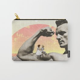 Mr Universe Carry-All Pouch